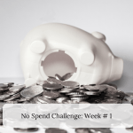 Week #1: Perceived Deprivation