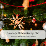 Creating a Holiday Savings Plan